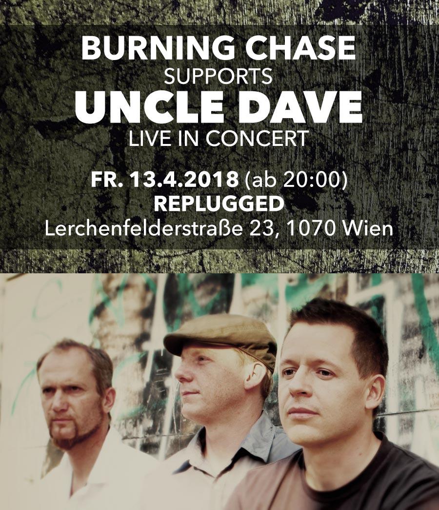 Burning Chase 13.4.2018