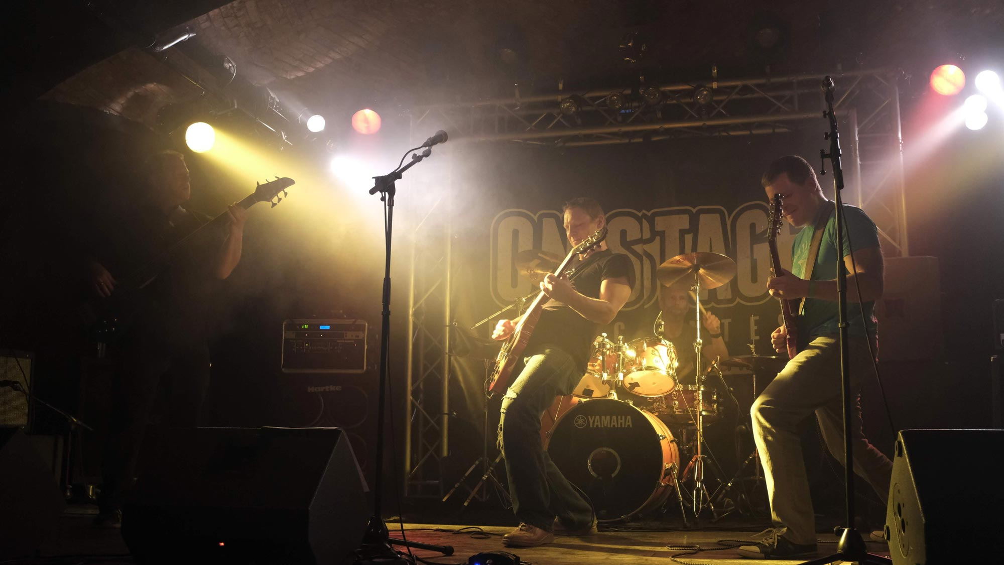 Burning Chase rocken in Gleisdorf